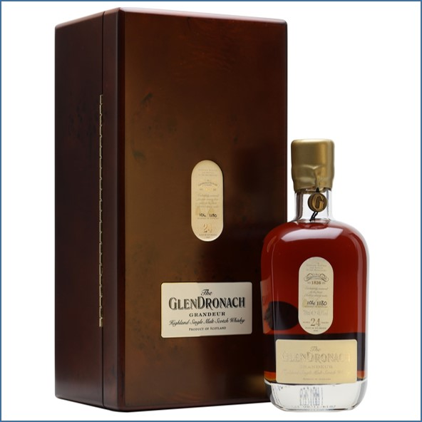 Glendronach Grandeur 24 Year Old  Batch 6 Sherry Cask 70cl 48.9%