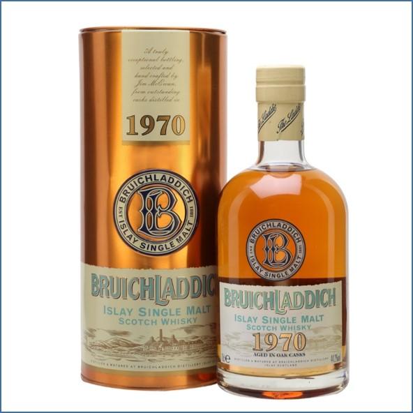 Bruichladdich 32 Year Old 1970 70cl 44.2%