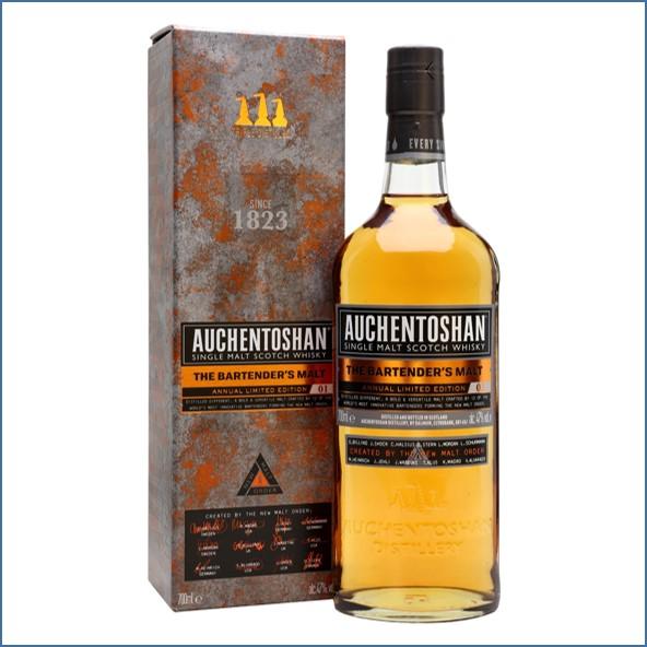 Auchentoshan The Bartender's Malt  Edition 01 70cl 47%