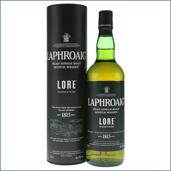 拉弗格收購 Laphroaig Lore 70cl 48%