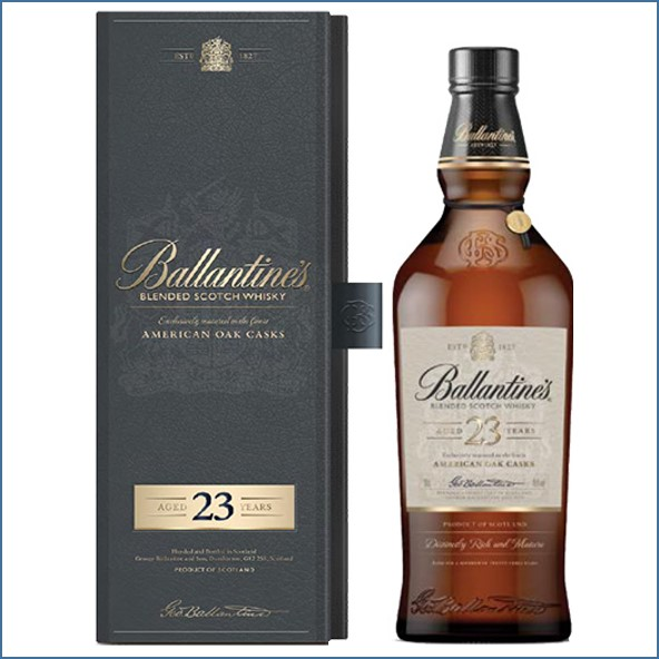 Ballantine's 23 Year Old 70cl 40%