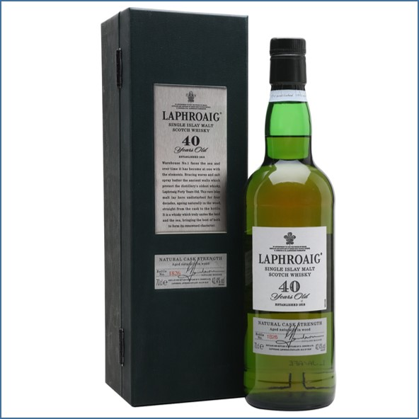 Laphroaig 40 Year Old 70cl 42.4%