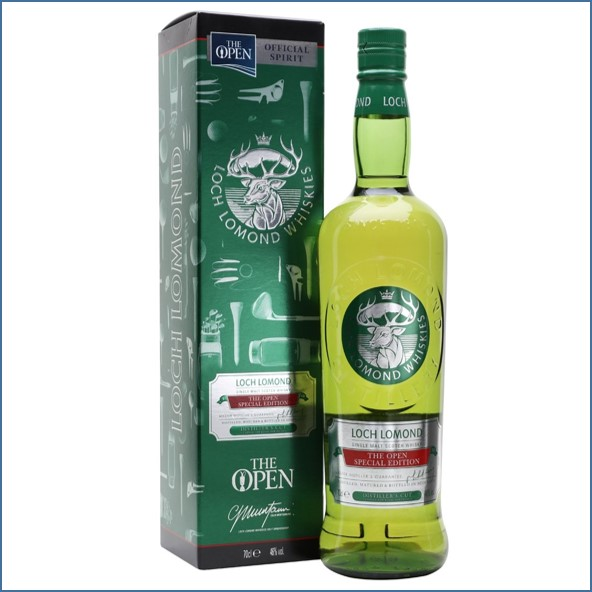 Loch Lomond The Open Distiller's Cut Royal Portrush 70cl 46%