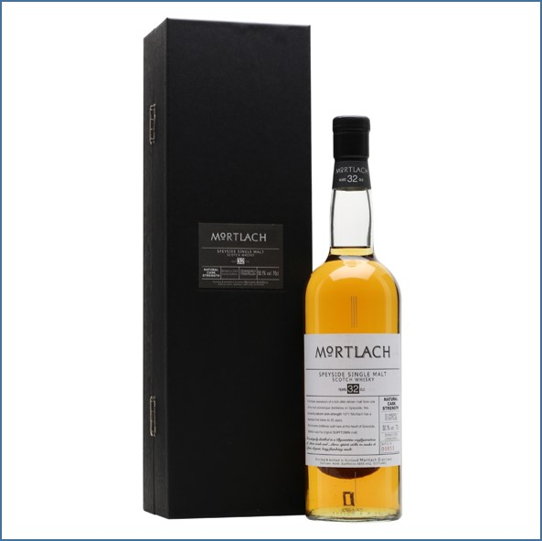 Mortlach 32 Year Old 1971 70cl 50.1%