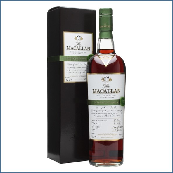 Macallan 1995 13 Year Old Easter Elchies 2009 70cl 52.8%