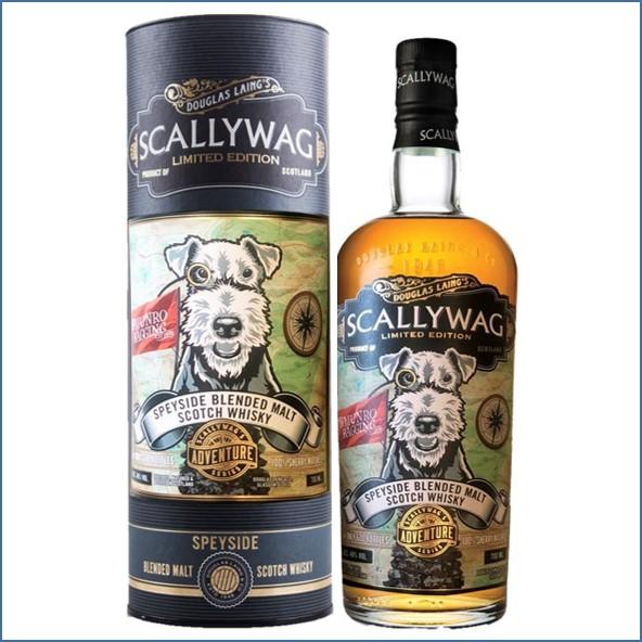 Scallywag Speyside Blended Malt Munro Baggers UK Edition 70cl 48%