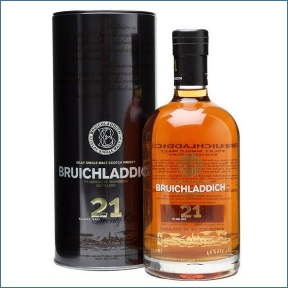 Bruichladdich 21 Year Old 75cl 46%
