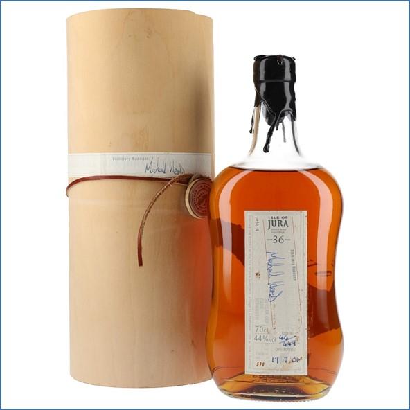 Isle of Jura 1965 36 Year Old Island Single Malt Scotch Whisky 70cl 44%