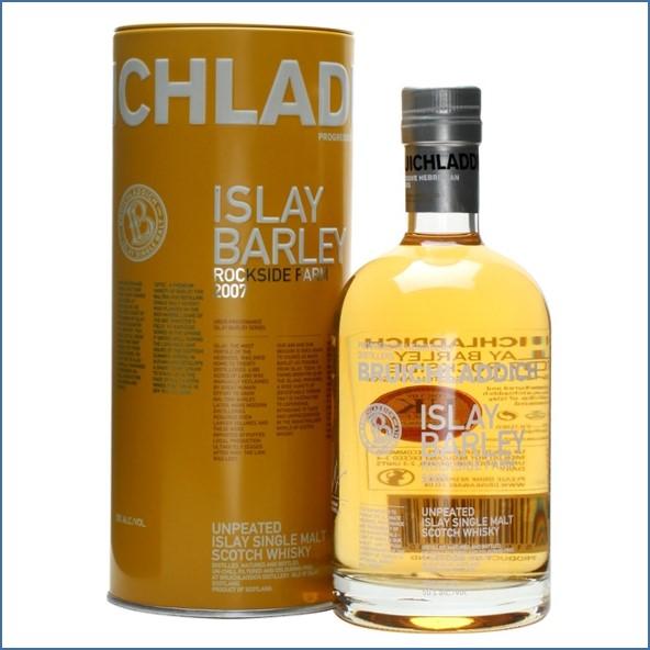 布萊迪收購 Bruichladdich Islay Barley 2007 70cl 50%