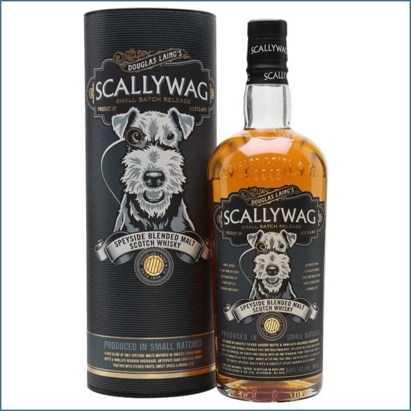 Scallywag Speyside Blended Malt Speyside Blended Malt Scotch Whisky Douglas Laing 70cl 46%