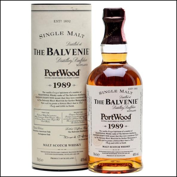 Balvenie 1989 Port Wood 70cl 40%