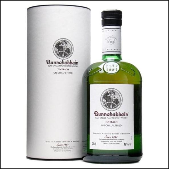 Bunnahabhain Toiteach - Peated 70cl 46%