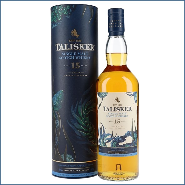 Talisker 15 Year Old 2002 Special Releases 2019 70cl 57.3%