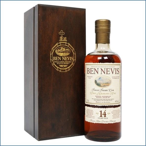 Ben Nevis 14 Year Old 1992 70cl 46%
