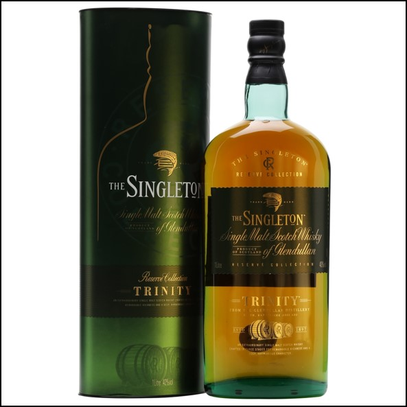 Singleton of Glendullan Trinity 100cl 40%