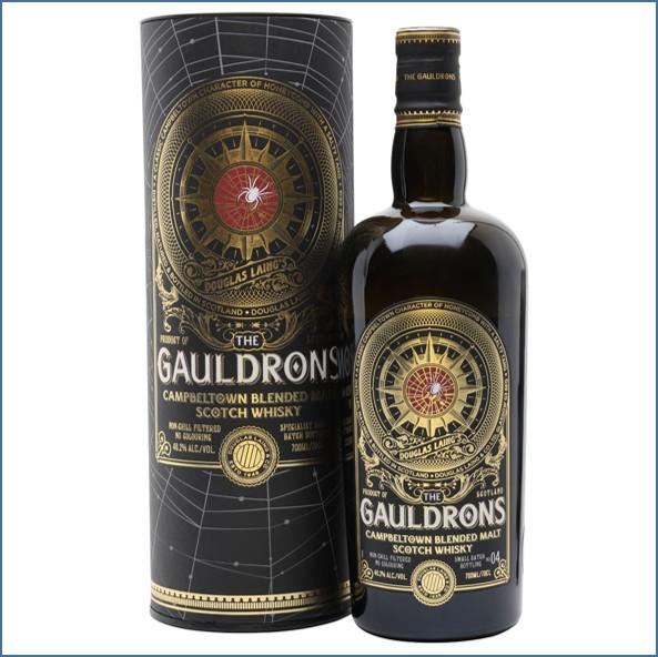 The Gauldrons Batch 4 Campbeltown Blended Malt Scotch Whisky Douglas Laing 70cl 46.2%