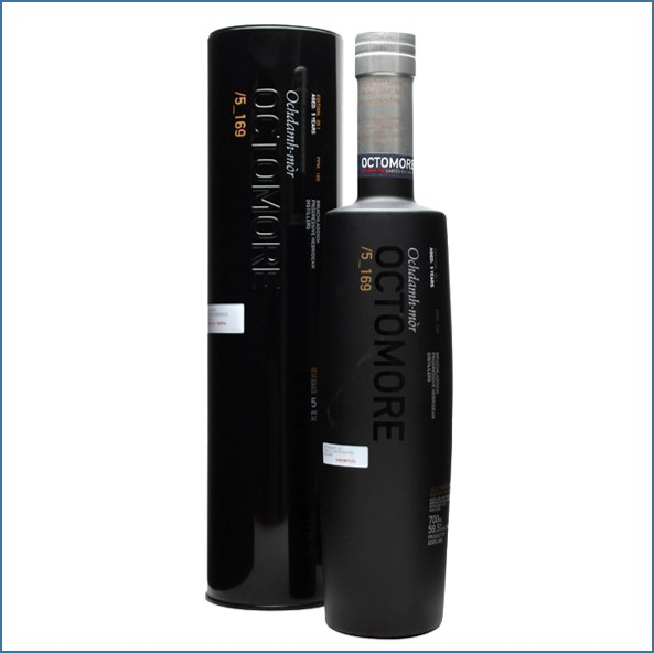 OCTOMORE 5.1 5 Year Old Edition 70cl 59.5%