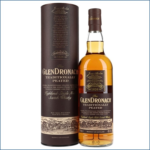 The Glendronach Traditionally Peated 70cl 48%
