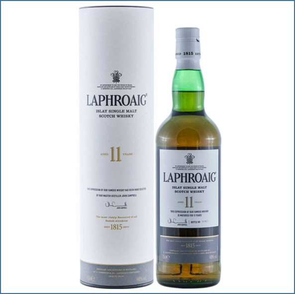 Laphroaig 11 Year Old 70cl 48%