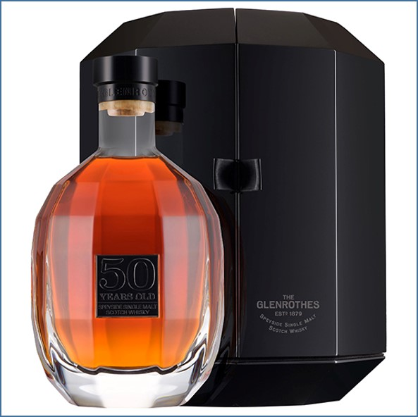 The Glenrothes 50 Year Old 70cl 48%