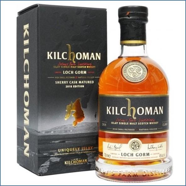 Kilchoman Loch Gorm  Sherry Cask  Bottled 2018 70cl 46%
