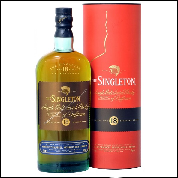 The Singleton of Dufftown 18-year-old 70cl 40% 蘇格登18年收購