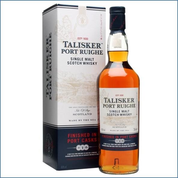 Talisker Port Ruighe Port Finish 70cl 45.8%