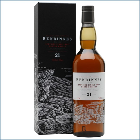 Benrinnes 1992 21 Year Old Special Releases 2014 Speyside Single Malt Scotch Whisky 70cl 56.9%