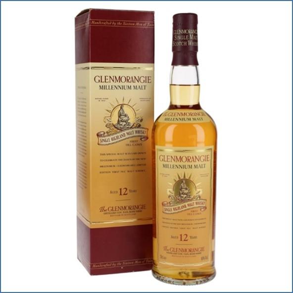 Glenmorangie 12 Year Old Millennium  70cl 40%