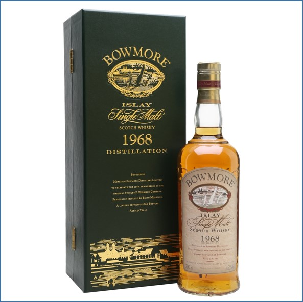 Bowmore 32 Year Old 1968 50th Anniversary 70cl 45.5%