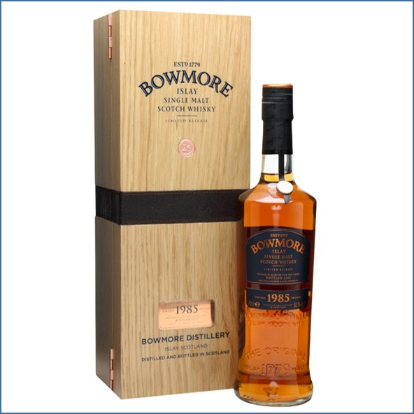 Bowmore 26 Year Old 1985 70cl 52.3%