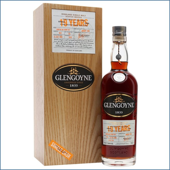 Glengoyne 1998 19 Year Old Sherry Cask 70cl 56.6%