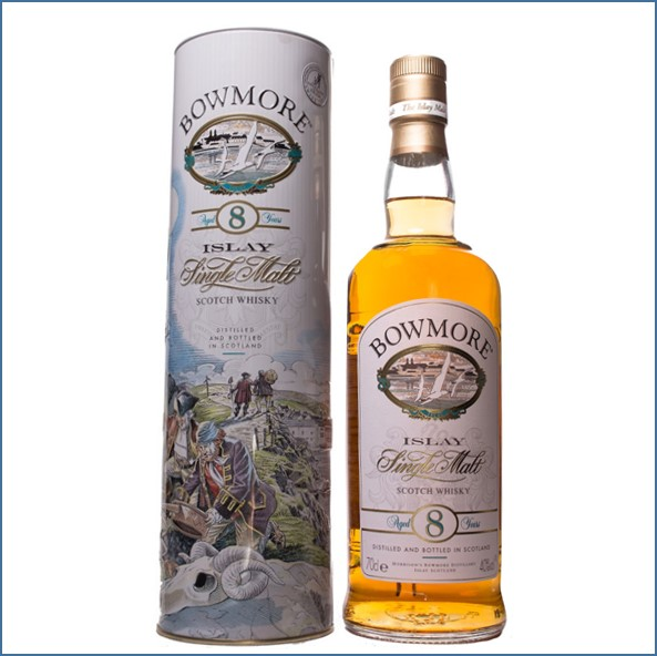 Bowmore 8 Year Old Legend of Donnachie Mhor  70cl 40%
