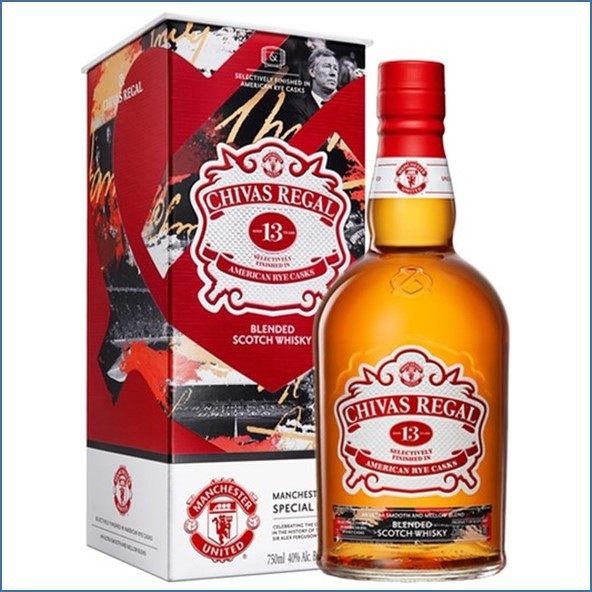 Chivas Regal 13 Year Old 75cl 40%