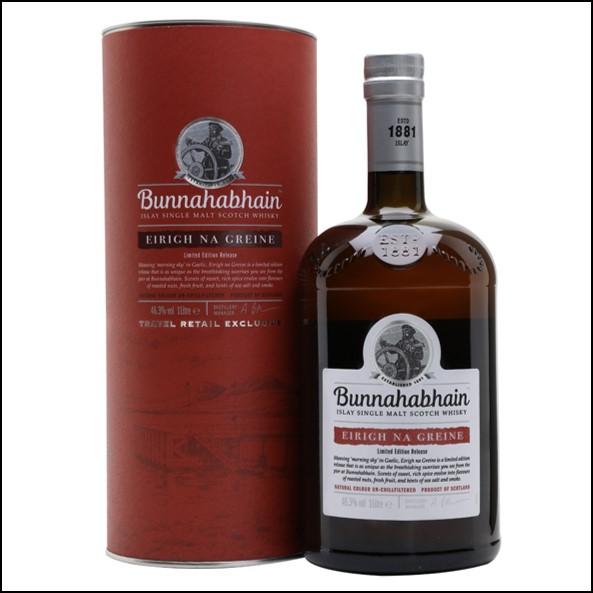Bunnahabhain Eirigh Na Greine 100cl 46.3%1