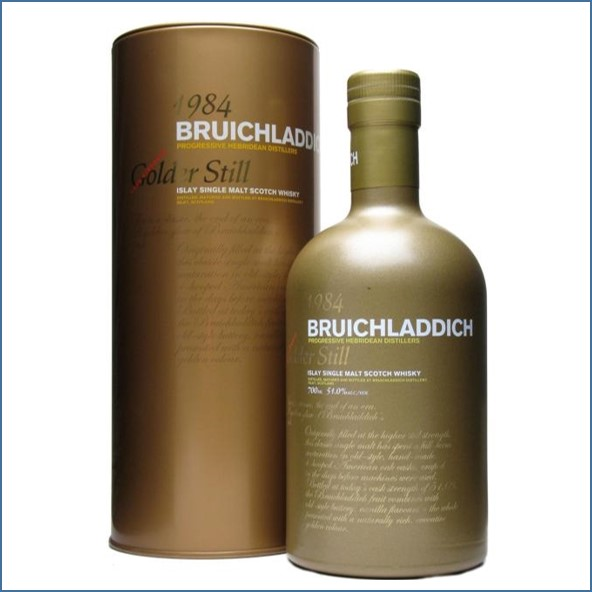 Bruichladdich 1984 23 Year Old Golder Still 70cl 51%