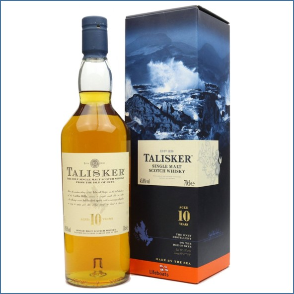 Talisker 10 Year Old  Lifeboats 70CL 45.8%