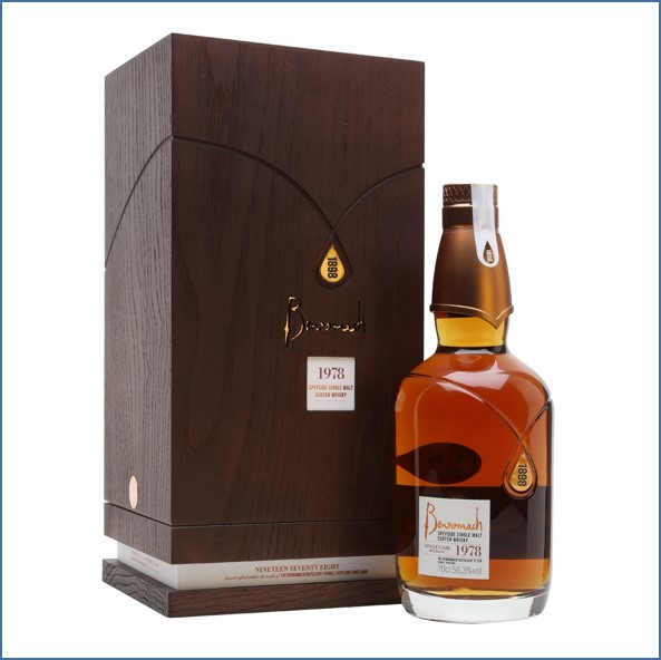 Benromach 1978 Heritage 70cl 56.3%
