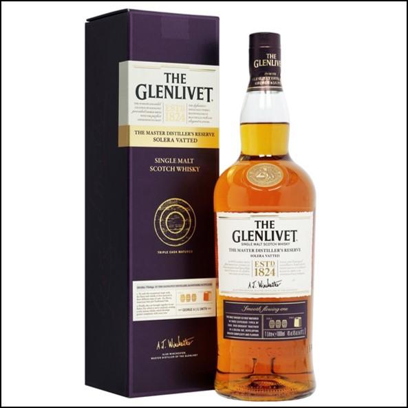 Glenlivet Master Distiller's Reserve Solera Vatted 100cl 40%