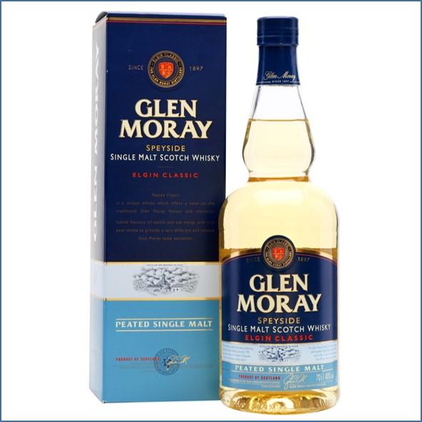 Glen Moray Peated 70cl 40%