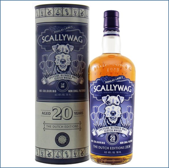 Scallywag 20 Year Old 2018 Sherry Cask Matured 70cl 48%