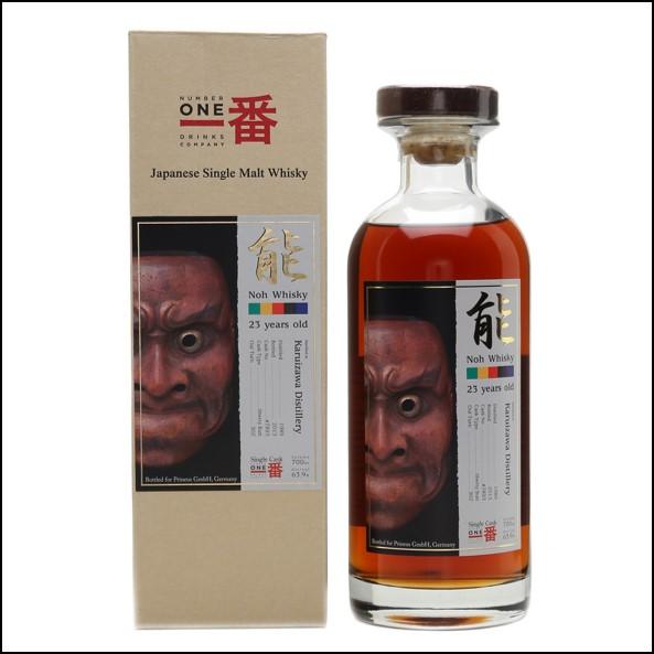 輕井澤威士忌 能  23年