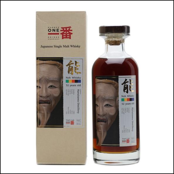 輕井澤威士忌 能  32年