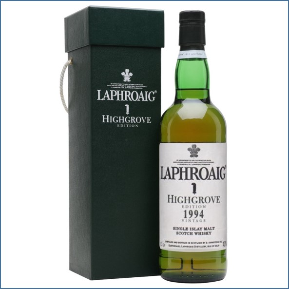 Laphroaig 1994 Highgrove House 70cl 43%