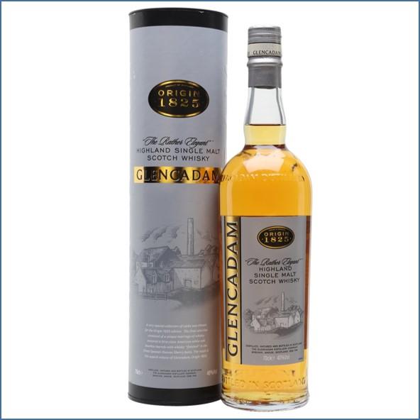 Glencadam Origin 1825 Sherry Cask Finish 70cl 40%