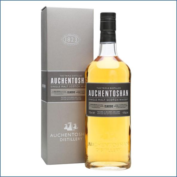 Auchentoshan Classic Bourbon Oak Cask 70cl 40%