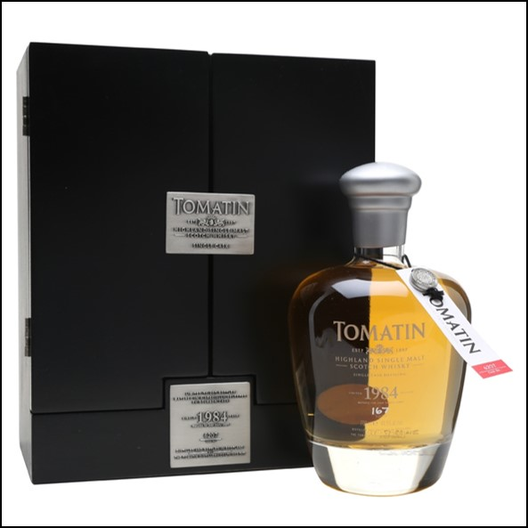 Tomatin 1984 30 Year Old Bot.2014  #207 70cl 44.5%