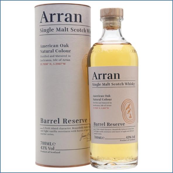 Arran Barrel Reserve 70cl 43%