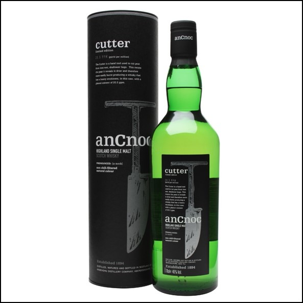 AnCnoc Cutter 70cl 46%