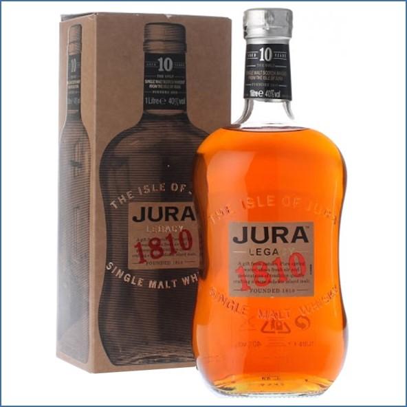 Isle of Jura 10 Year Old Legacy 100cl 40%